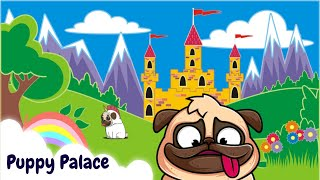 Sleep Meditation for Children | PUPPY PALACE | Sleep Story for Kids