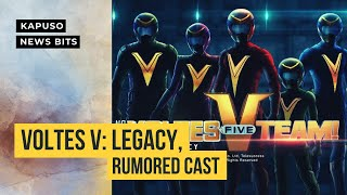 LEAKED? Rumored Cast ng Voltes V: Legacy, Kumakalat Online! | Kapuso Archives