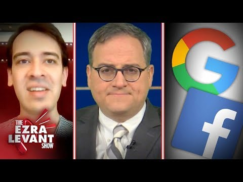 Big Tech's Chinese-style social credit ranking grows in West | Ezra Levant
