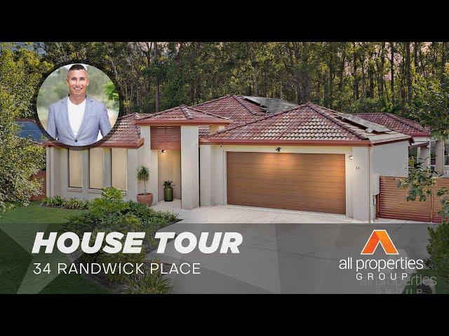 34 Randwick Place, Drewvale | House Tour | Chris Gilmour