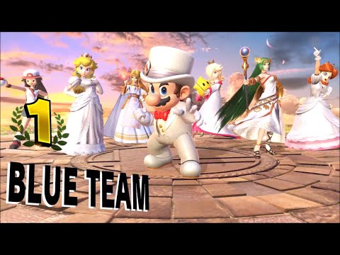 Super Smash Bros. Ultimate - Team Victory Poses - Part 3