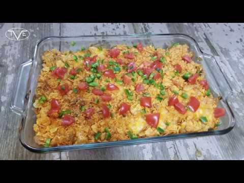 Doritos Chicken Casserole Recipe   Episode 545