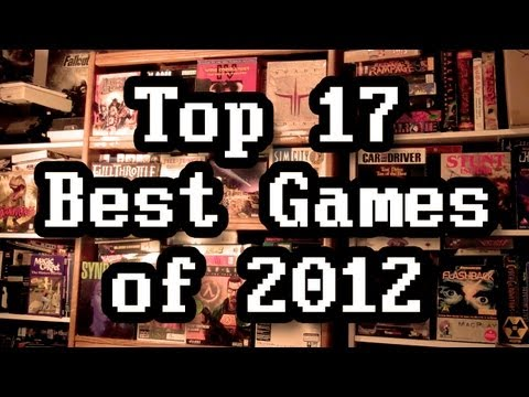 LGR - Top 17 Best Games of 2012