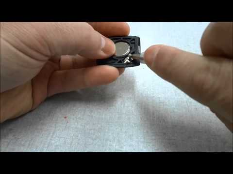 How To Replace A Honda Civic Key Battery (2006-2011)
