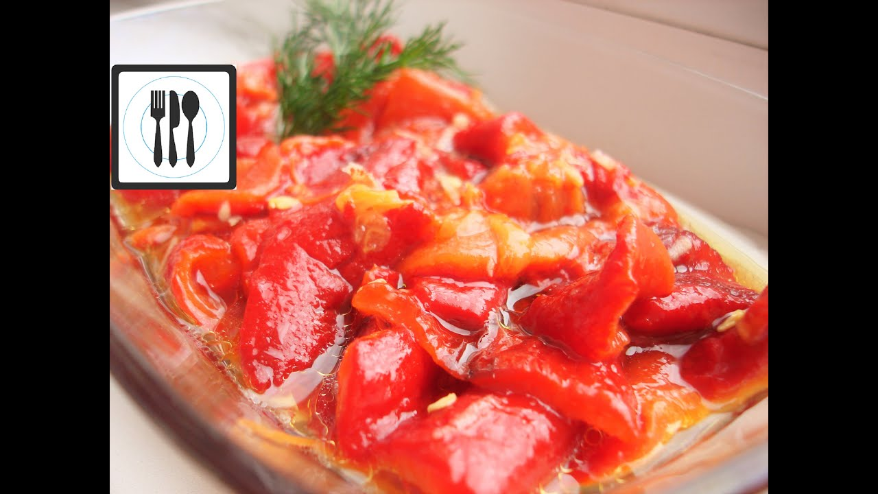 закуска из маринованного перца рецепт
