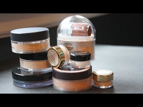 The Great Mineral Foundation Face-Off!