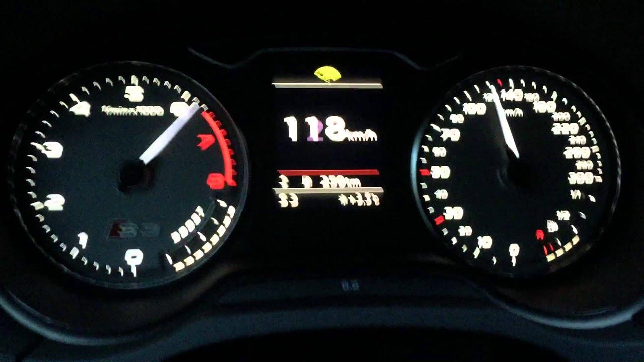 Audi S3 8V Stage 1 - YouTube