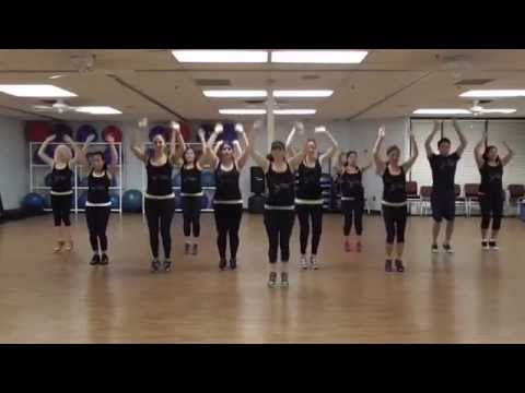 Ex's & Oh's  Zumba Workout – Choreo By Danielle's Habibis.