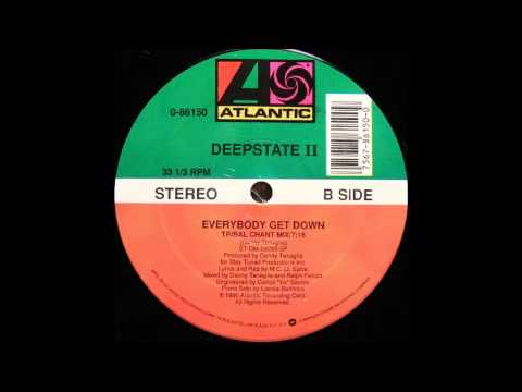 Deepstate II - Everybody Get Down (Tribal Chant Mix)