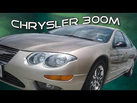 1999 Chrysler 300m Review
