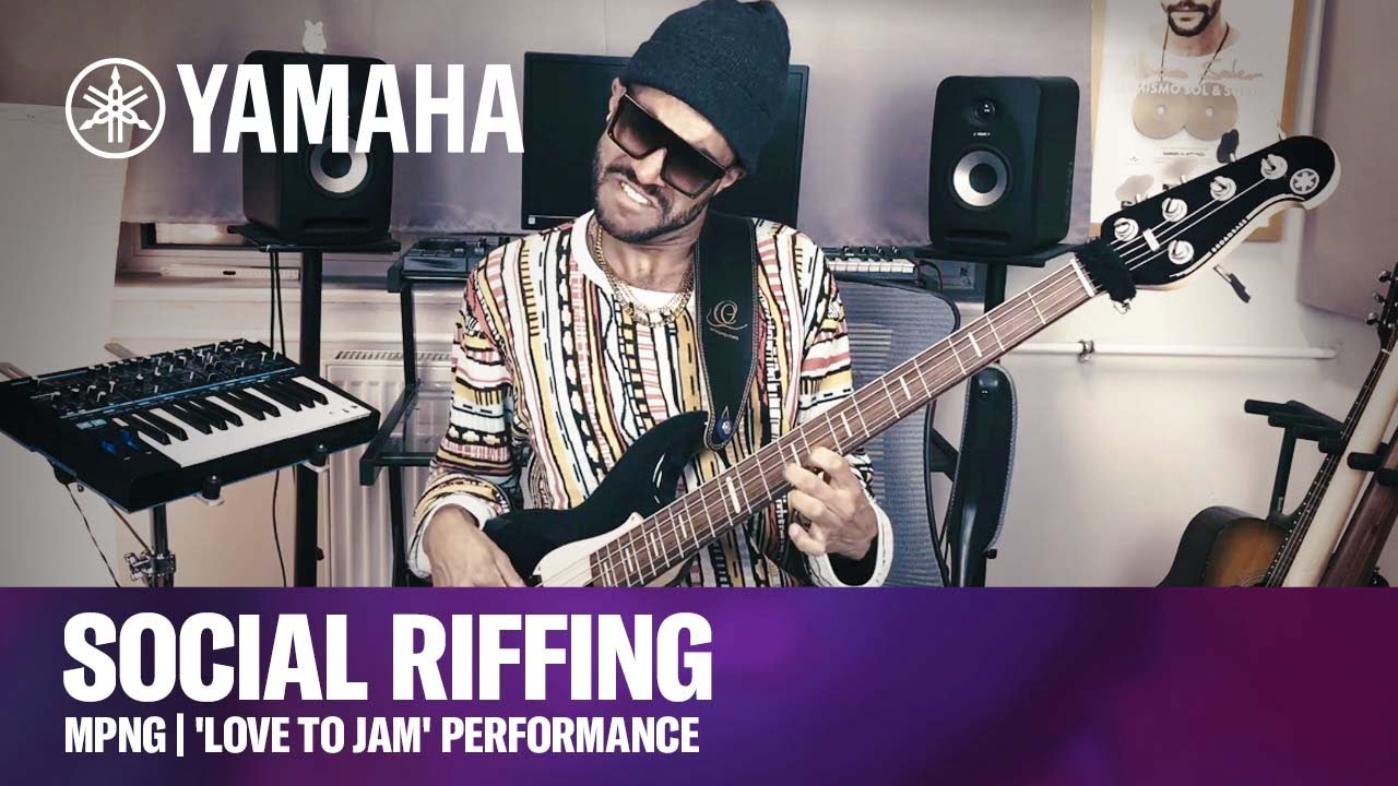 Social Riffing with MPNG | 'Love To Jam' Performance