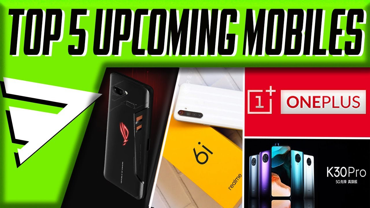 Top 5 Best Upcoming Mobile Phone Launches July 2020 🔴 upcomings | Tamil💯📌