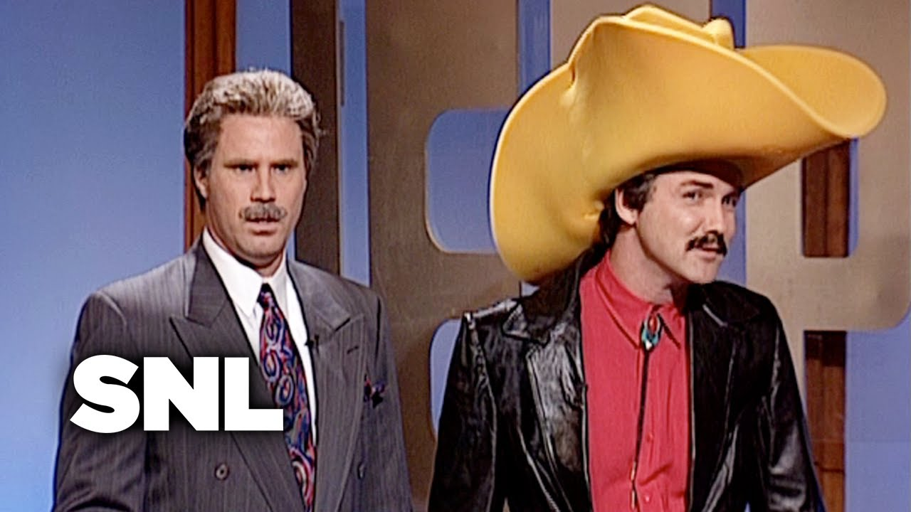 Saturday night live celebrity jeopardy big hat