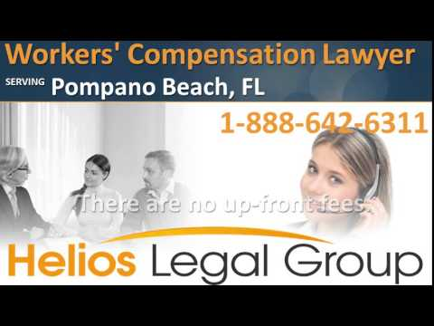 Pompano Beach Workers' Compensation Lawyer & Attorney - Florida