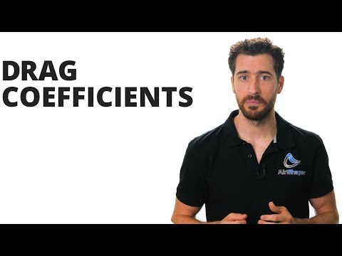 What is a Drag Coefficient?