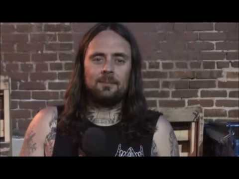 "CJ back in Thy Art is Murder releases hear felt statement ""I made myself a drug addict"".."