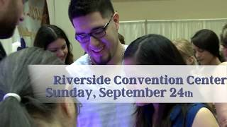 Bride World Expo - Riverside Convention Center - September 24th 2017