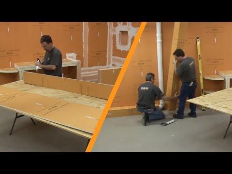 Freestanding Vertical Desk 2 Bed System Doovi