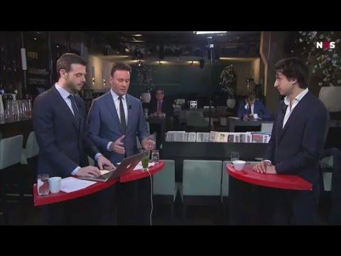 Live: Jesse Klaver van GroenLinks