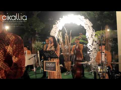 Anugerah Terindah - Cikallia music - Wedding music bandung