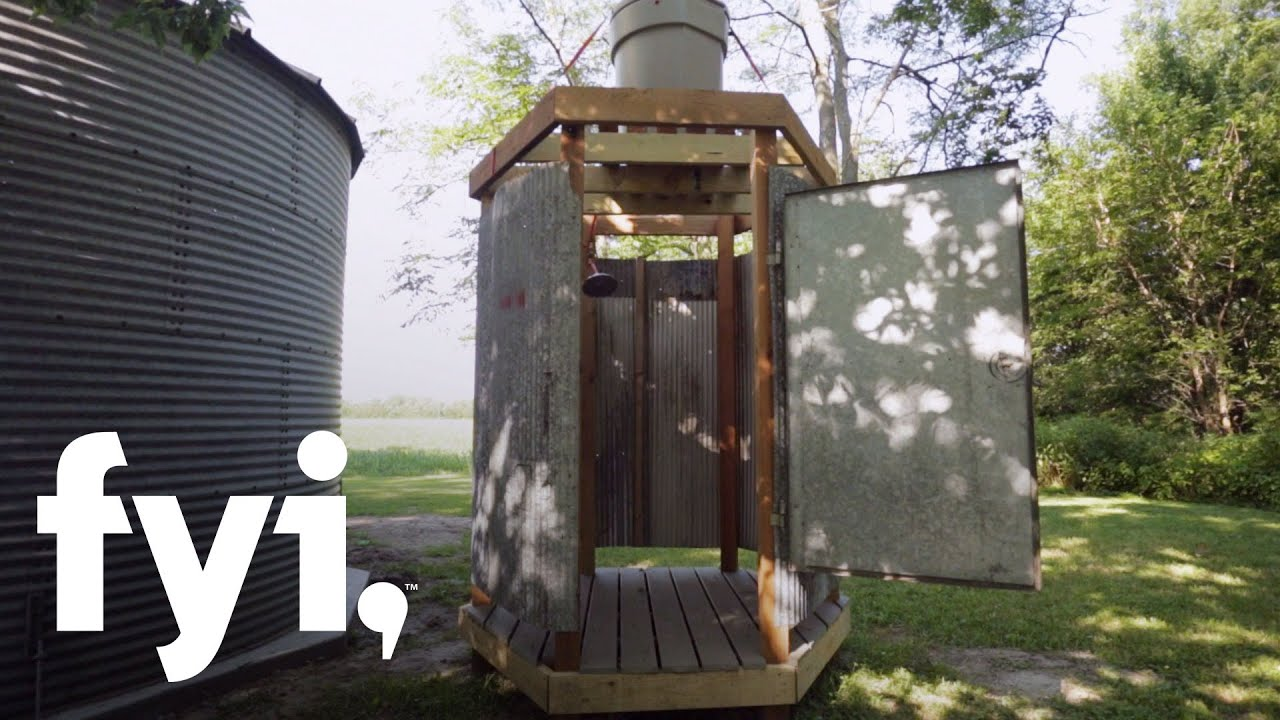 Outdoor Shower Tumblr Build Your Own Outdoor Shower You Can T Turn That Into A House Fyi