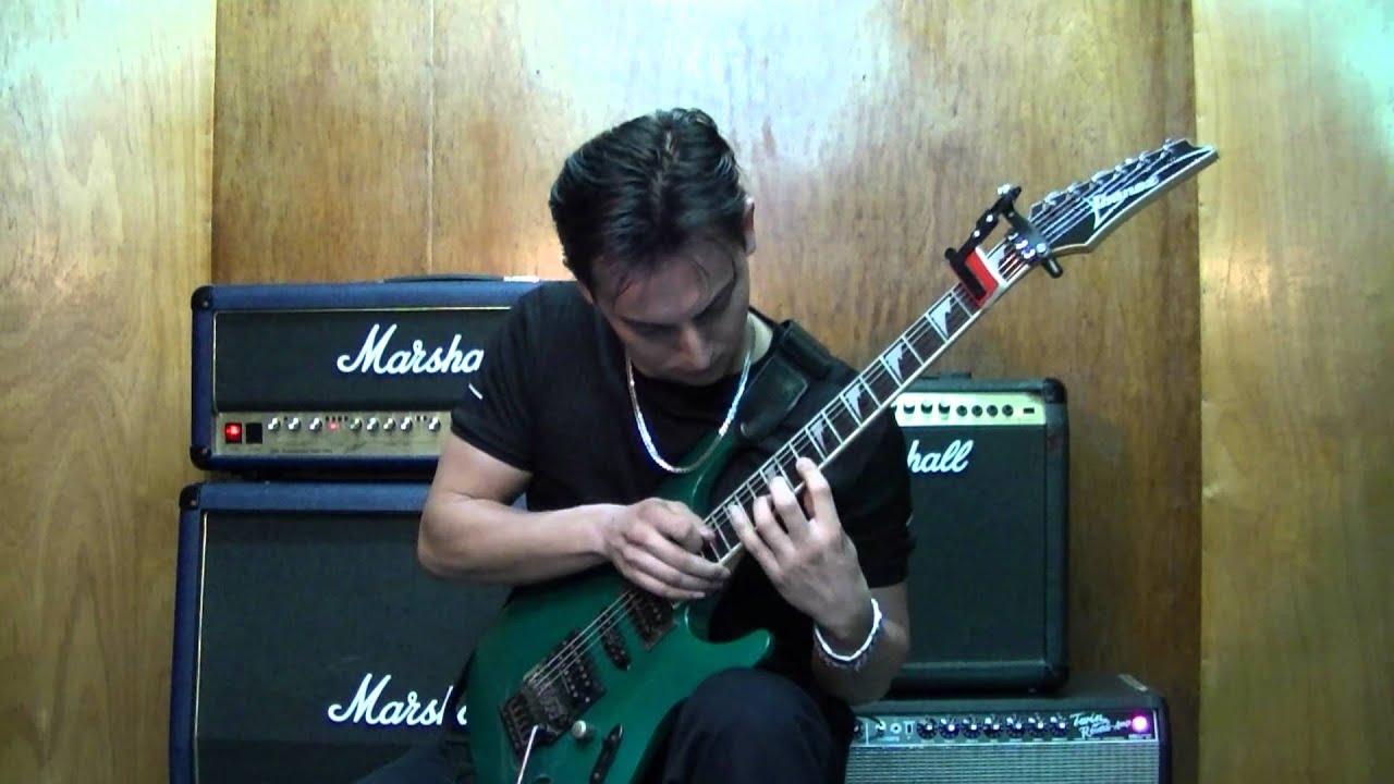 Interview and Video: Guitarist Florent Atem Discusses His