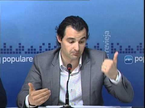 Dolón anuncia una Agencia Europea del Turismo que pedirá que se instale en Torrevieja