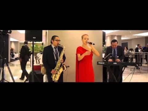 Raisa Jazz Trio, Dubai 2016