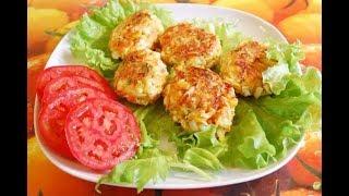 Вегетарианские рецепты, готовим 3 вида котлет.