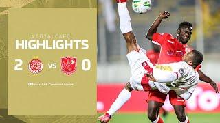 HIGHLIGHTS   Wydad AC  2 - 0 Horoya AC   Matchday 3   #TotalCAFCL