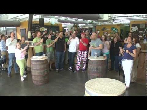 Brewery Tour: Dogfish Head Craft Brewery