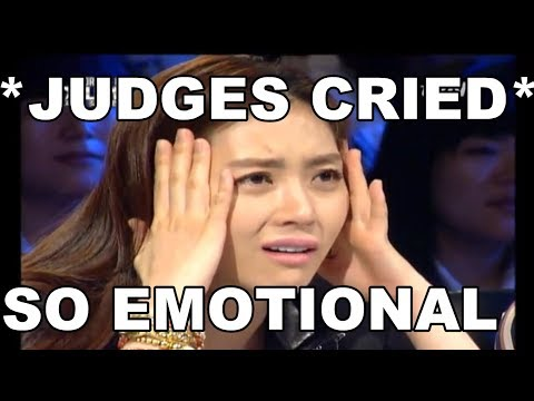 10 *EMOTIONAL AUDITIONS* EVER: SHADOW, HOMELESS GUY, LOST PEOPLE,   LOVE SONG,  JACKSON, BELIEVE...