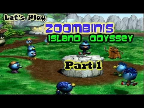 Letu0027s Play Zoombinis Island Odyssey Part 1 - Rough Start