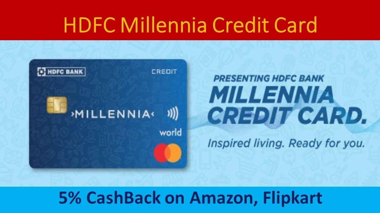 hdfc bank credit card details