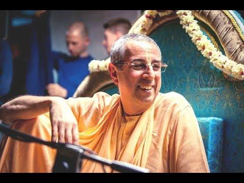 Бхагавад Гита 13.3 - Ниранджана Свами