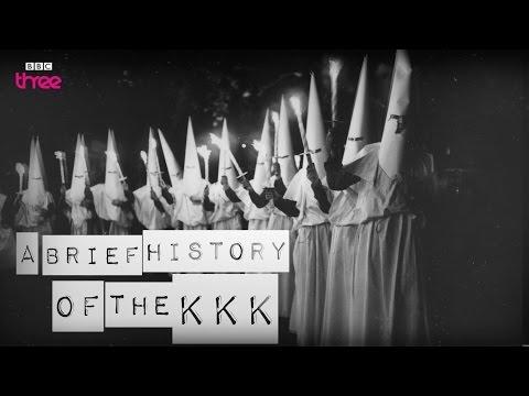 A Brief History of the KKK - BBC Three