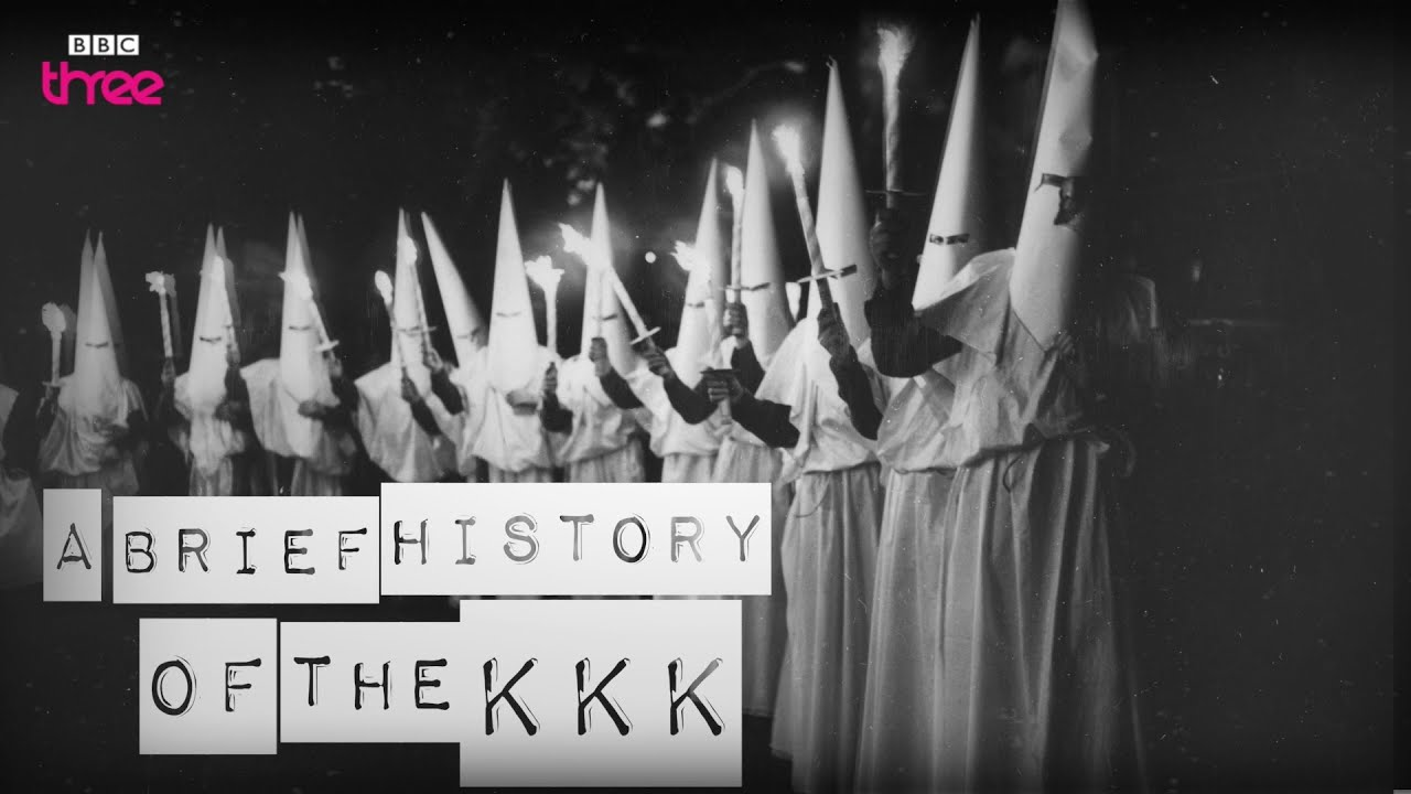 the ku klux klan a brief history essay