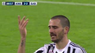 Ювентус - Бавария 2-2 обзор матча 23 02 2016 HD