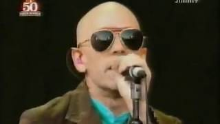 R.E.M. Perfect Square live 2003