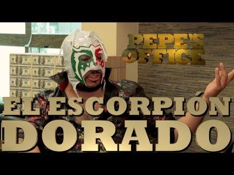 EL DIOS DEL INTERNET, EL ESCORPIÓN DORADO, SE DIGNA A IR A LA OFICINA DE PEPE - Pepe's Office