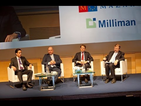 6th International Insurance Conference: Industry strategy panel