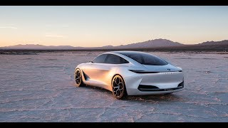 INFINITI Q Inspiration Concept: power beyond convention thumbnail