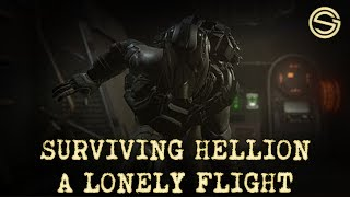 Surviving Hellion Solo - 0.28 test build - LOOTING THE DEVELOPERS!