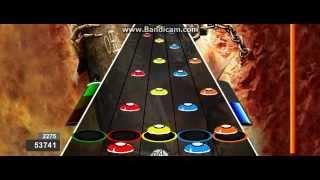 Guitar Flash FC Record Hangar 18 Megadeth EXPERT