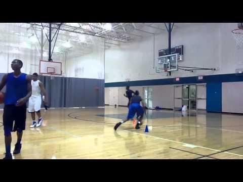 Coach Jevonte Holmes - Basketball Workout Part4