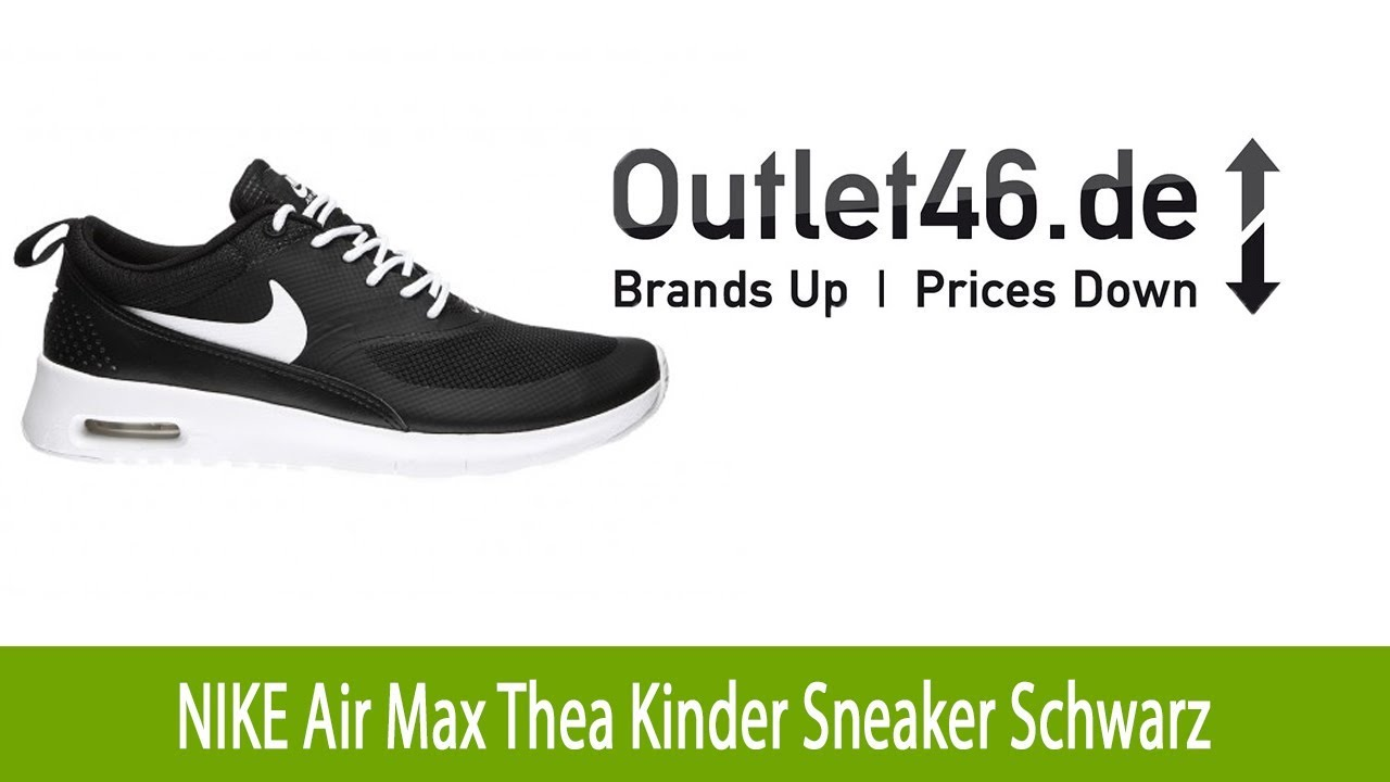 air max thea kinder