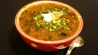 Суп Солянка Рецепт Секрета Вкусного Приготовления первого блюда на обед