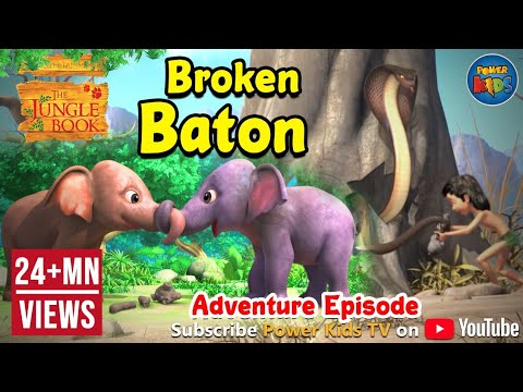 The Jungle Book The Broken Baton