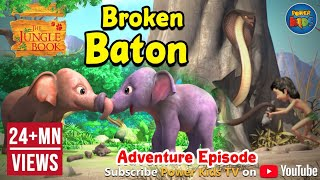 Gambar cover The Jungle Book The Broken Baton