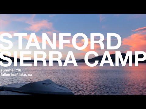 STANFORD SIERRA CAMP 2018